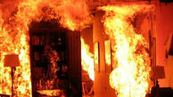 آتش سوزی گستردهای که جان ۳۰ نفر را در اندونزی گرفت + فیلم