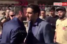 معارفه افشین پیروانی به عنوان سرپرست جدید پرسپولیس