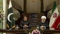 روحانی: ایران آماده تامین نفت و گاز پاکستان است   ایجاد نیروی واکنش سریع برای امنیت مرزها