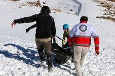 کشف جنازه اکبر طاهری در قله دماوند