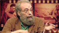فراستی: مهران مدیری سقوطی کرده که راه نجات ندارد