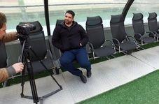 استقلالی معروف: غیر فوتبالی ها تمام میزها را آشغال کرده اند