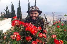 رجزخوانی شهید مدافع حرم علی سیفی در میدان رزم