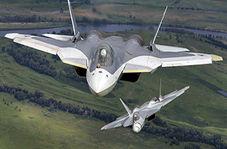 لحظاتی ناب از موشک پرانی جنگندهها در آسمان