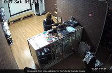 سرقت عجیب سارق کفش فروشی سوژه رسانه ها شد!