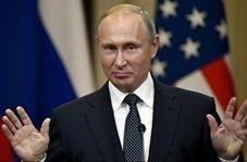 هم غذا شدن پوتین با سربازان ارتش روسیه
