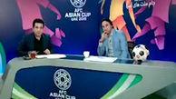 اظهارات مجری شبکه ورزش افغانستان درباره ایران