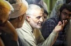 سردار سلیمانی: کمک به مردم خوزستان مثل دفاع از حرم است