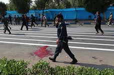 فیلمی از لحظات پرالتهاب حمله تروریستی در مراسم رژه خوزستان!