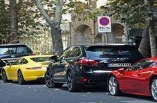 علت عجیب برخورد نکردن با خودروهای لاکچری متخلف!