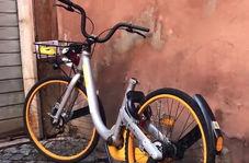 گزارش موبایلی معصومینژاد از دوچرخههای بدون زین در رم