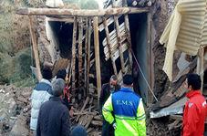 تصاویر هوایی مناطق زلزلهزده آذربایجان شرقی