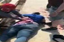 حمله با سلاح سرد به گردشگران اسپانیایی در اردن+ فیلم