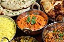 جشنواره غذاهای هندی