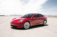 تماشا کنید/ آزمایش سیستم خودران اتومبیل تسلا مدل ۳ در مسیری واقعی