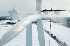 پهبادهای غولپیکر به کمک توربینهای بادی میآیند