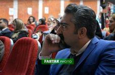 دکلمه شعر عاشقانه لحظه دیدار با صدای استاد محمدعلی حسینیان
