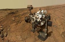 ساخت رباتی کوچک برای اکتشاف در مریخ