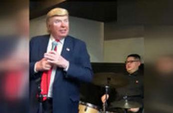 بدل ترامپ و کیم جونگ اون در اوزاکای ژاپن