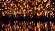 جشنواره فانوس در تایلند
