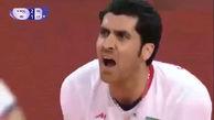 فیلم  درگیری شدید موسوی و کوبیاک با چاشنی کارت قرمز