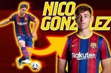 تمدید قرارداد ستاره جوان بارسلونا با مبلغ فسخ نجومی