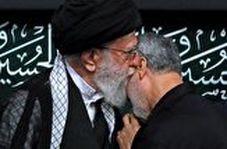 انتشار تصاویر دیدارهای سردار سلیمانی با رهبر انقلاب در نماهنگ رقص در خون