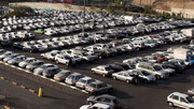 کشف 800 خودروی بدون پلاک در تهران!