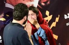 گریه چند دختر مشهدی از دیدن نوید محمدزاده