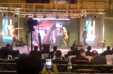 رقص و حرکات غیراخلاقی بدنسازان در تهران/ چه کسی پاسخگوست؟