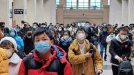 مرد چینی وابتکار خندهدار برای سیگار کشیدن از طریق ماسک+فیلم