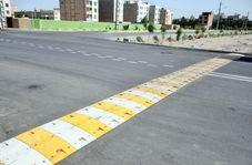 وقتی کیلومتر ۳ جاده زابل تبدیل به سکوی پرتاب اتومبیلها میشود