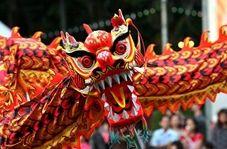 حادثه دردناک برای یک مرد در مراسم سنتی چینیها