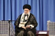 روایت امروز رهبر معظم انقلاب از ناکامی ترامپ برای دیدار با آقای روحانی