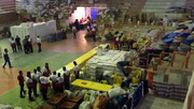 کمکهای مردمی چطور به دست سیلزدگان میرسد؟
