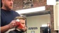 شوخی ترسناک آرایشگر با پسر بچه 9 ساله