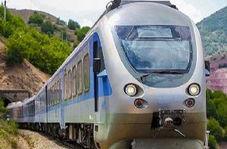 لحظات نفس گیر نجات یک مرد از روی ریل قطار + فیلم