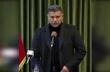اشکهای علی دایی در مراسم افتتاح واحدهای مسکونی زلزلهزدگان کرمانشاه