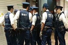 واکنش ژاپنی ها در لحظه حمله تروریستی به شهر توکیو