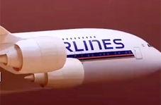 هنر حیرت انگیز یک جوان خلاق در ساخت هواپیمای واقعی با کاغذ