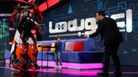 حمله ربات غول پیکر به مهران غفوریان در برنامه تلویزیونی!