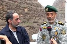 توضیحات دریادار سیاری درباره اقدامات انجام شده در خوزستان