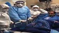 بهبود پیدا کردن یکی از مبتلایان به ویروس کرونا در بیمارستان مسیح دانشوری