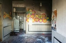 روایتی کودکانه از حادثه آتشسوزی مدرسه زاهدان
