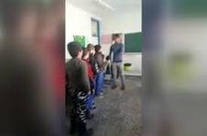 تنبیه عجیب معلم کوهرنگی سوژه شبکههای اجتماعی شد!