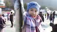 جشنواره سالانه ماهیگیری در یخ