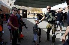 آموزش کشتار به کودکان اسرائیلی