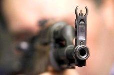 لحظه ترور رئیس پلیس موادمخدر خرمشهر توسط اشرار مسلح