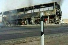 جان باختن ۱۷نفر در دو حادثه رانندگی در خوانسار و ایرانشهر