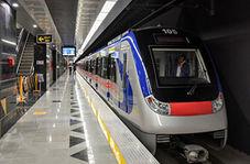 جزئیات سقوط دو جوان در مترو تهران